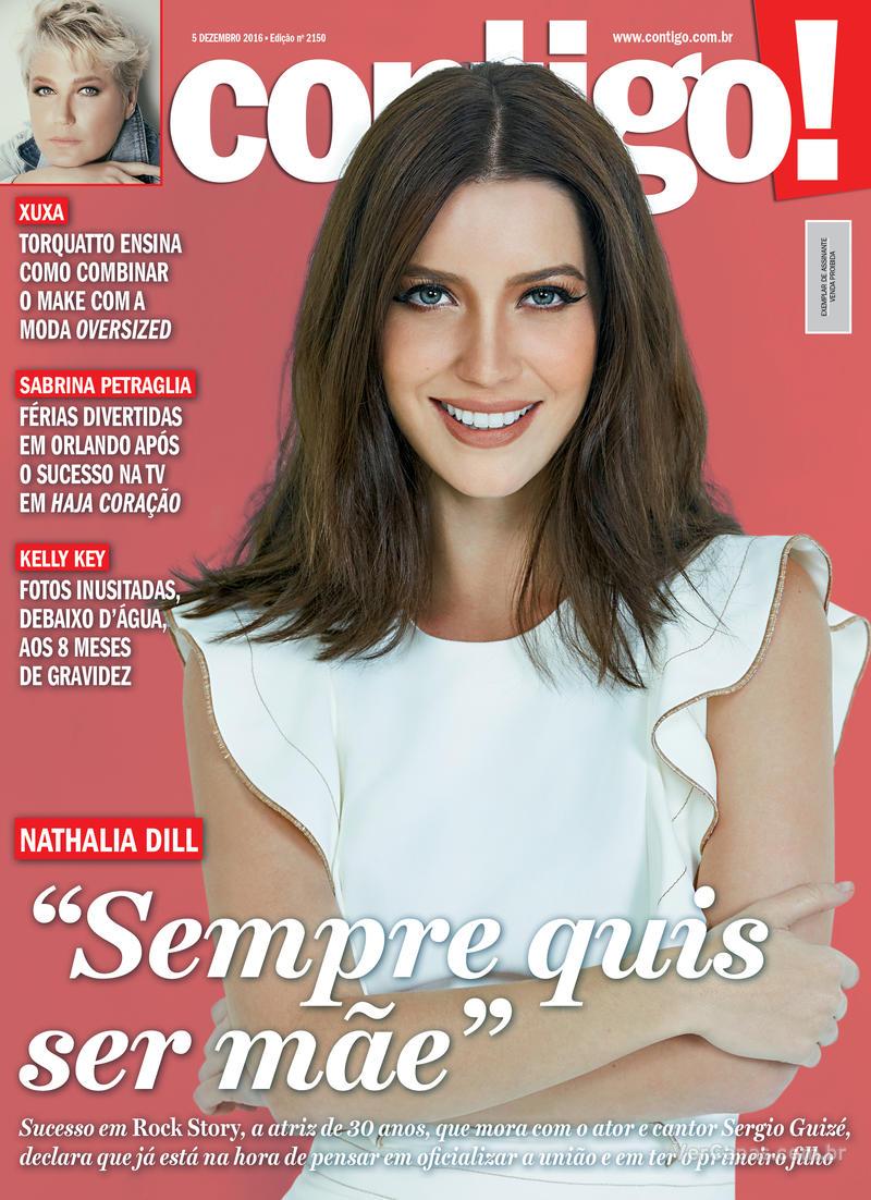 Capa da revista Contigo 03/12/2016