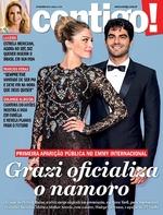 Capa da revista Contigo 24/11/2016
