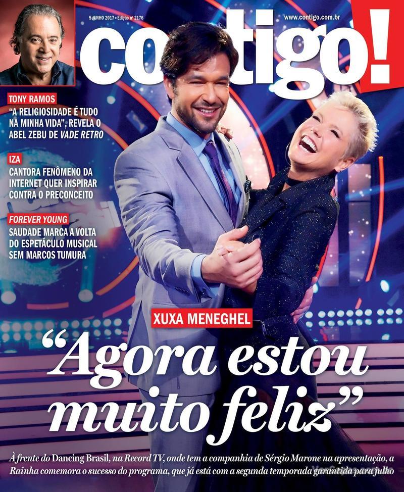 Capa da revista Contigo 01/06/2017
