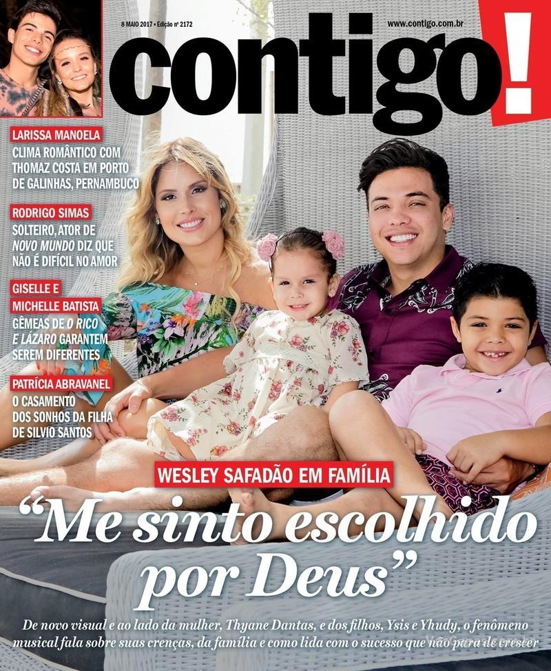 Capa da revista Contigo 04/05/2017