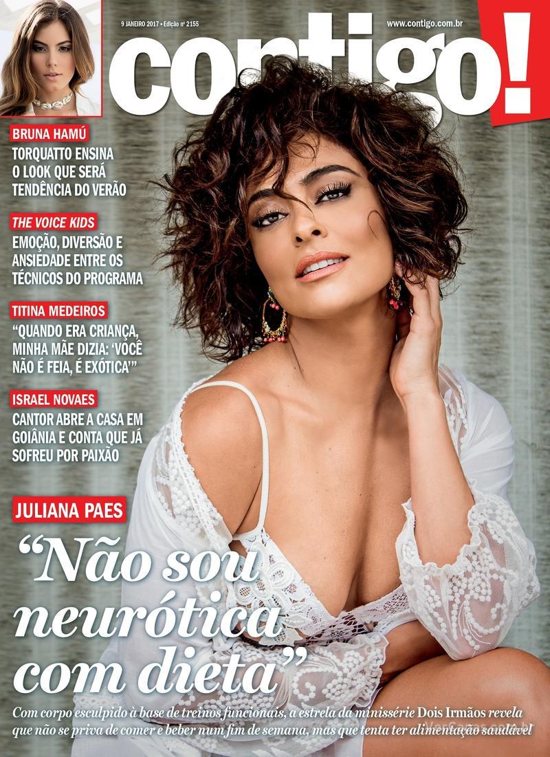 Capa da revista Contigo 07/01/2017