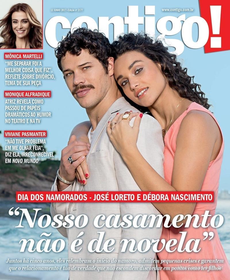 Capa da revista Contigo 08/06/2017