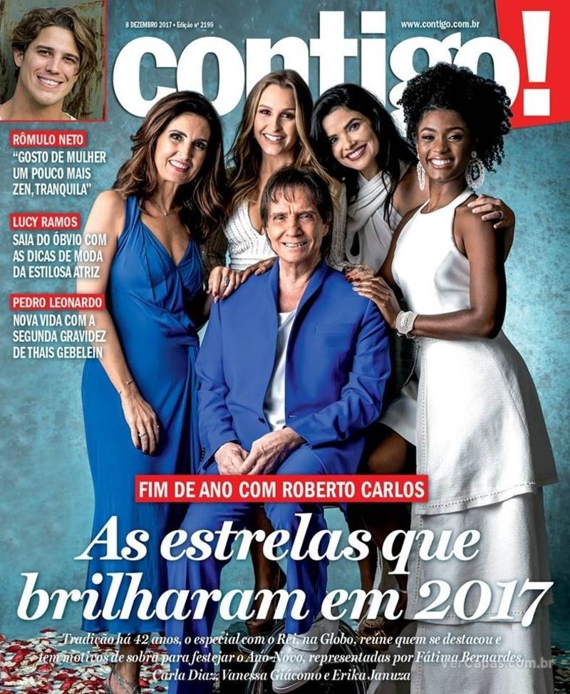 Capa da revista Contigo 10/12/2017