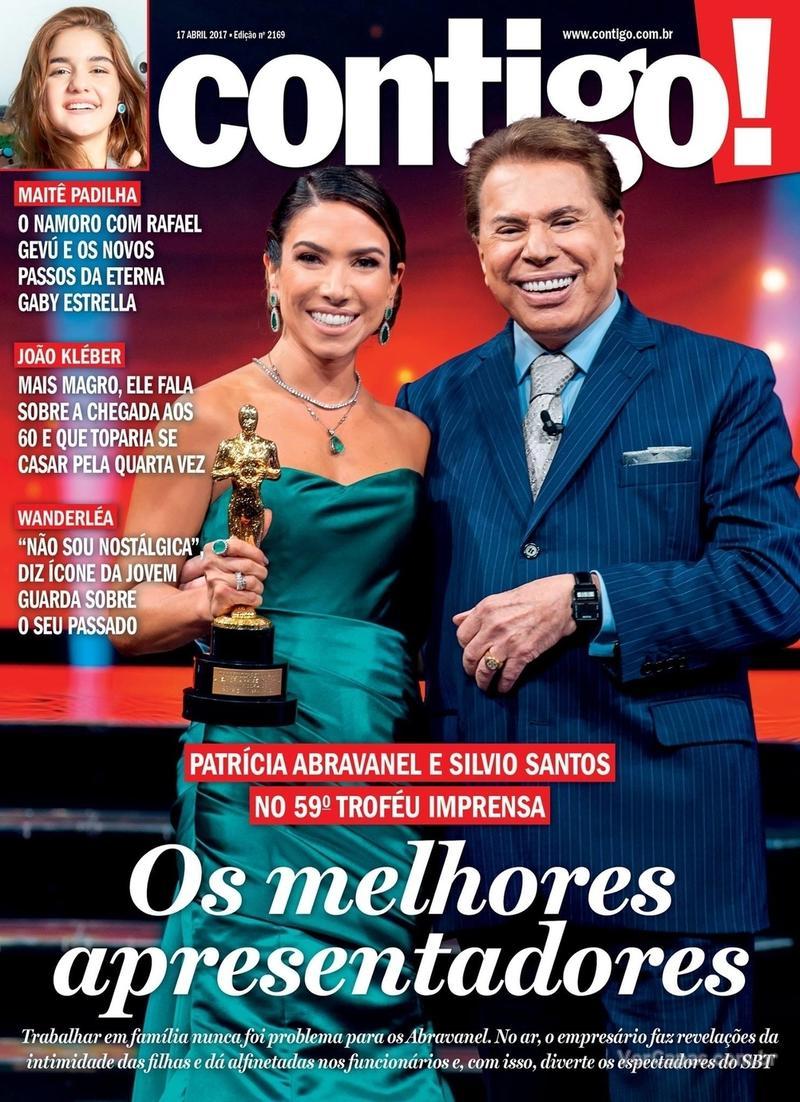 Capa da revista Contigo 13/04/2017