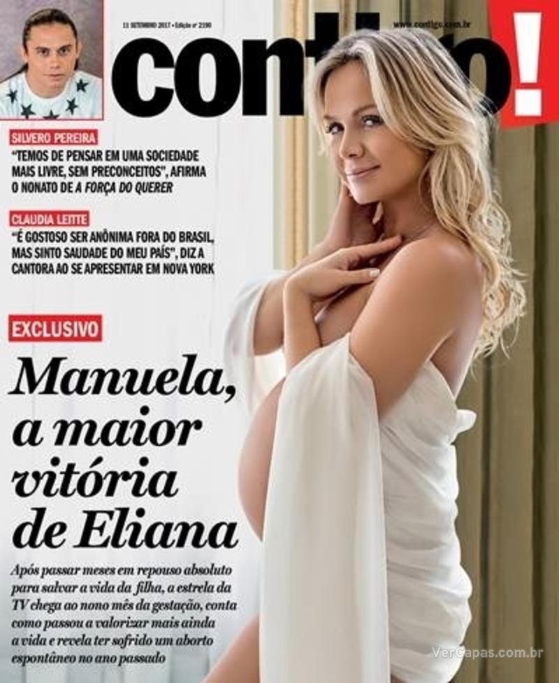 Capa da revista Contigo 07/09/2017