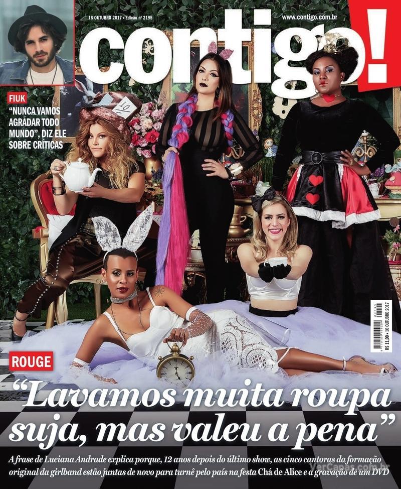 Capa da revista Contigo 12/10/2017