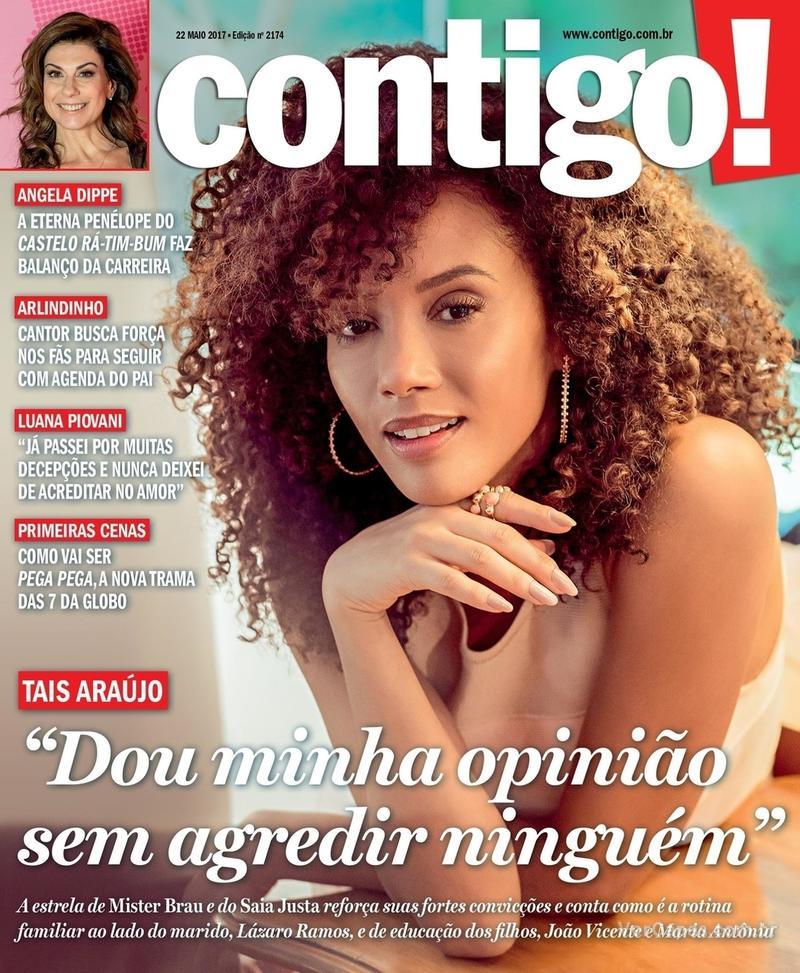 Capa da revista Contigo 18/05/2017