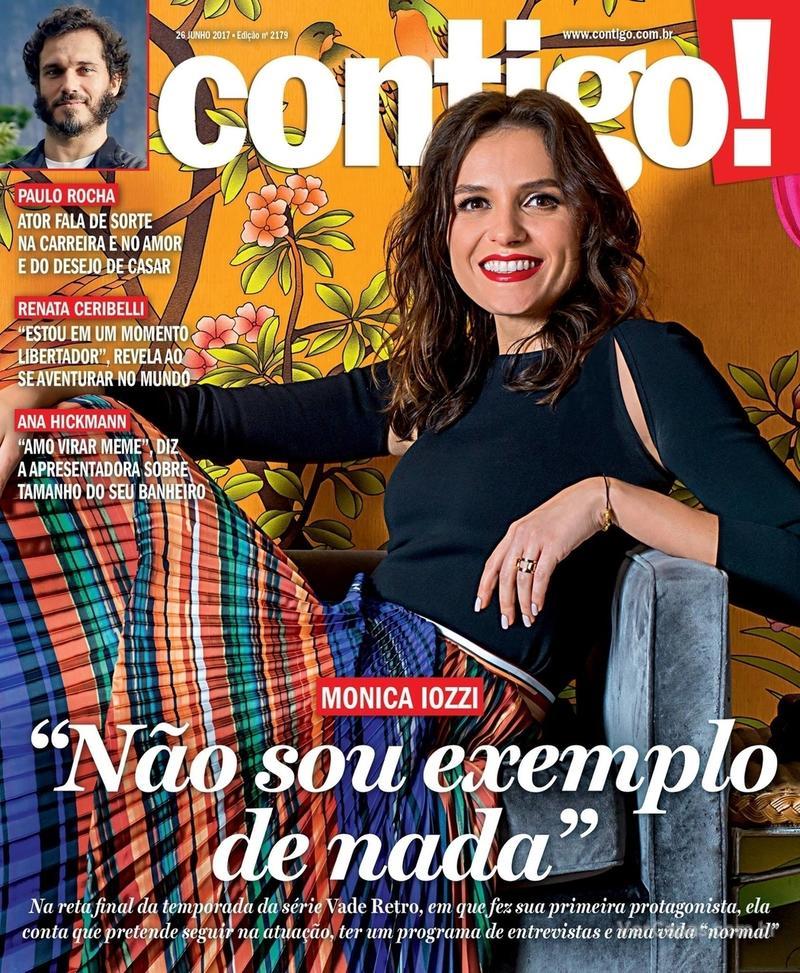 Capa da revista Contigo 22/06/2017