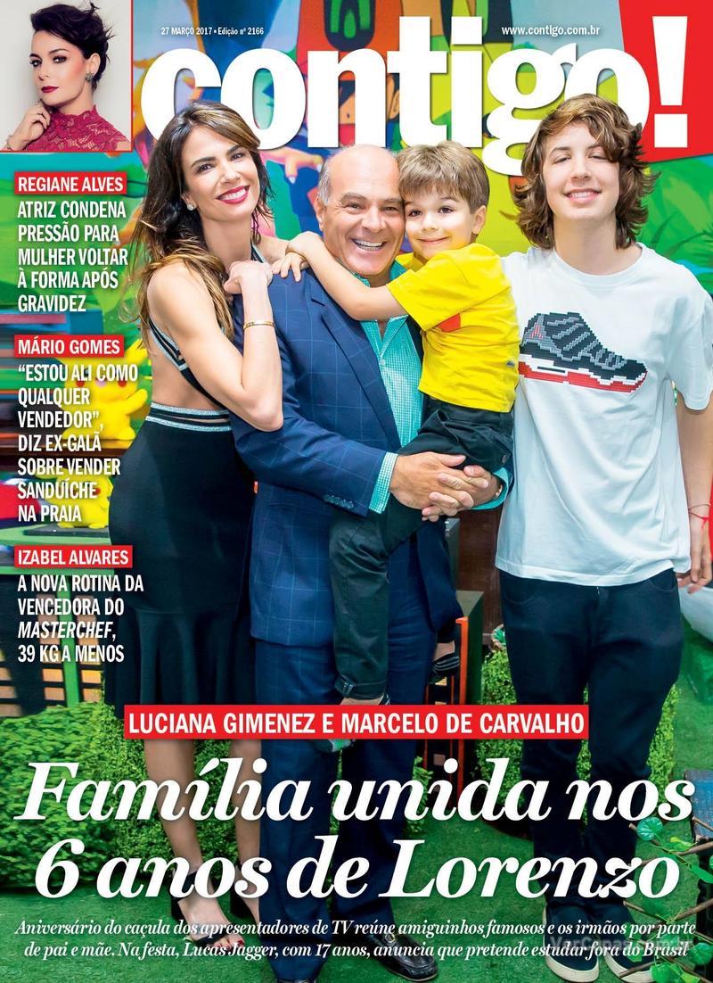 Capa da revista Contigo 23/03/2017