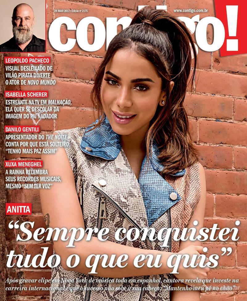 Capa da revista Contigo 25/05/2017