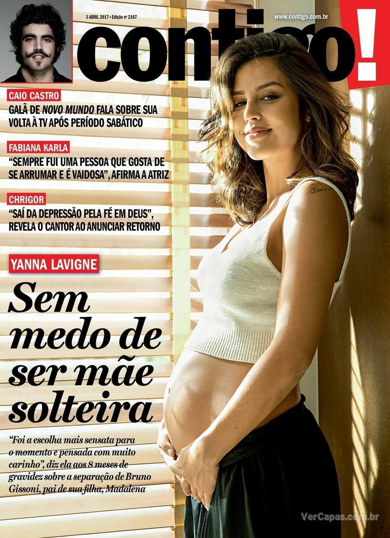 Capa da revista Contigo 30/03/2017