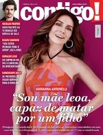 Capa da revista Contigo 04/12/2016