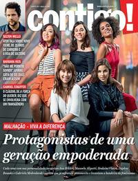 Capa da revista Contigo 03/08/2017