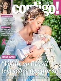 Capa da revista Contigo 05/10/2017