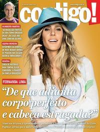 Capa da revista Contigo 06/07/2017