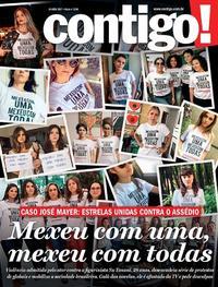 Capa da revista Contigo 06/04/2017