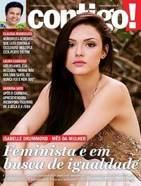 Capa da revista Contigo 09/03/2017