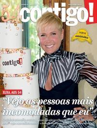 Capa da revista Contigo 09/11/2017