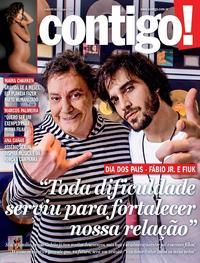 Capa da revista Contigo 10/08/2017