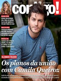 Capa da revista Contigo 13/07/2017