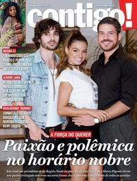Capa da revista Contigo 16/03/2017