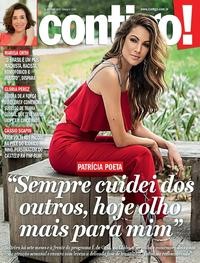 Capa da revista Contigo 19/10/2017