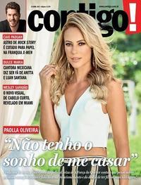 Capa da revista Contigo 20/04/2017