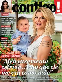 Capa da revista Contigo 23/02/2017