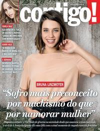 Capa da revista Contigo 24/08/2017