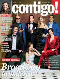 Capa da revista Contigo 12/04/2018