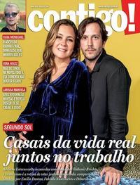 Capa da revista Contigo 18/05/2018