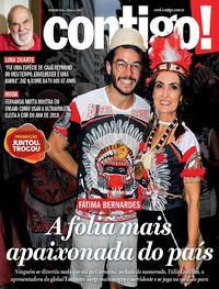 Capa da revista Contigo 20/02/2018