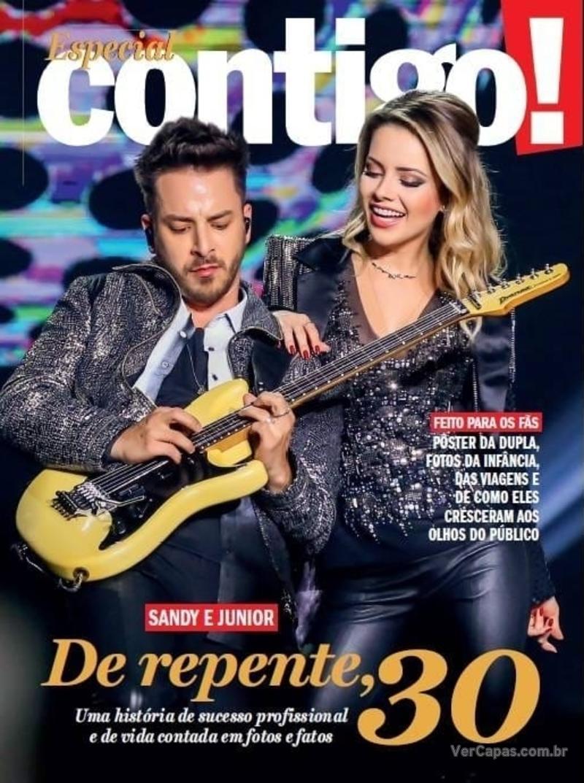 Capa revista Contigo 24/08/2019