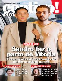 Capa da revista Contigo 18/12/2019