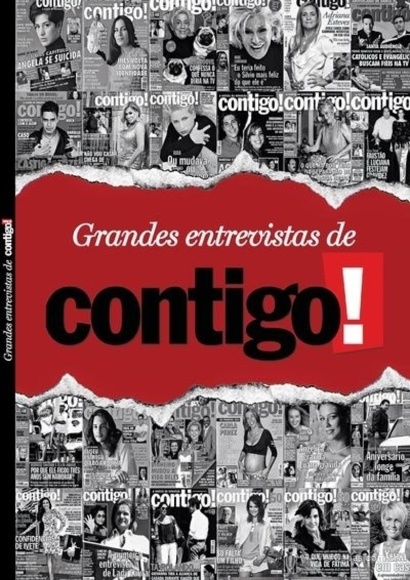 Capa da revista Contigo 04/08/2020