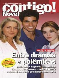 Capa da revista Contigo 01/09/2020