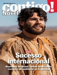 Capa da revista Contigo 02/06/2020