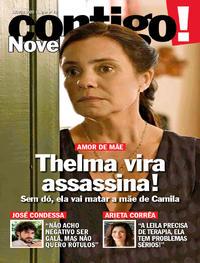 Capa da revista Contigo 03/03/2020