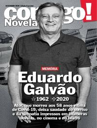 Capa da revista Contigo 08/12/2020