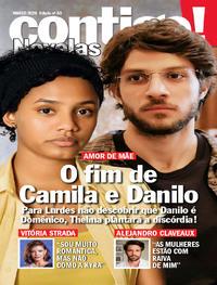 Capa da revista Contigo 10/03/2020