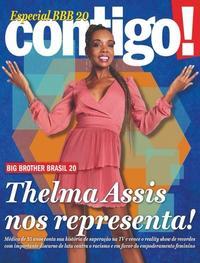 Capa da revista Contigo 19/05/2020