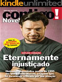 Capa da revista Contigo 21/07/2020