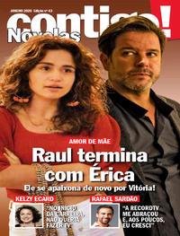 Capa da revista Contigo 24/01/2020