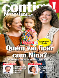Capa da revista Contigo 24/03/2020