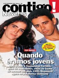 Capa da revista Contigo 24/11/2020