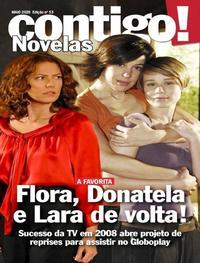 Capa da revista Contigo 26/05/2020