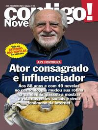 Capa da revista Contigo 02/02/2021