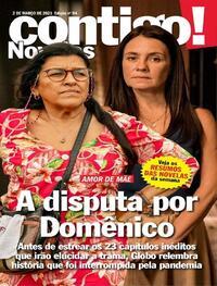 Capa da revista Contigo 02/03/2021
