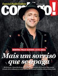 Capa da revista Contigo 04/05/2021
