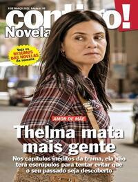 Capa da revista Contigo 09/03/2021